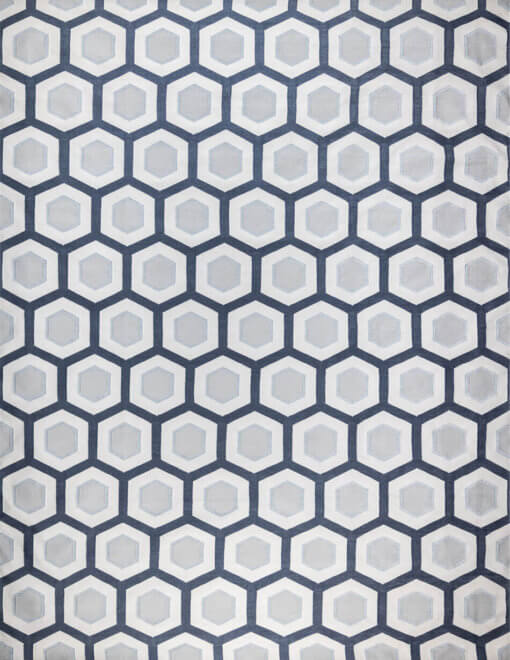 HEXAGONS - GREY DAYS & SILVER BLING Featured